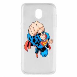 Чохол для Samsung J5 2017 Супермен Комікс