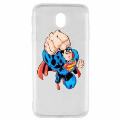 Чохол для Samsung J7 2017 Супермен Комікс