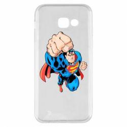 Чохол для Samsung A5 2017 Супермен Комікс