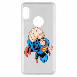 Чохол для Xiaomi Redmi Note 5 Супермен Комікс