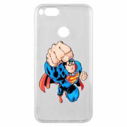 Чохол для Xiaomi Mi A1 Супермен Комікс