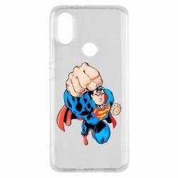 Чохол для Xiaomi Mi A2 Супермен Комікс