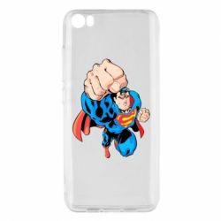 Чохол для Xiaomi Mi5/Mi5 Pro Супермен Комікс
