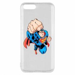Чохол для Xiaomi Mi6 Супермен Комікс