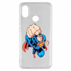 Чохол для Xiaomi Mi8 Супермен Комікс
