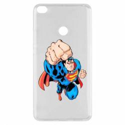Чохол для Xiaomi Mi Max 2 Супермен Комікс