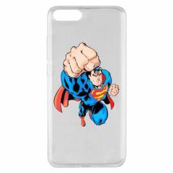 Чохол для Xiaomi Mi Note 3 Супермен Комікс
