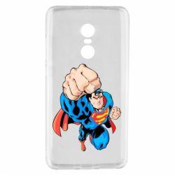 Чохол для Xiaomi Redmi Note 4 Супермен Комікс