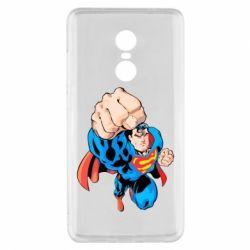 Чохол для Xiaomi Redmi Note 4x Супермен Комікс