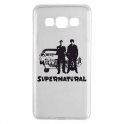 Чохол для Samsung A3 2015 Supernatural Брати Вінчестери
