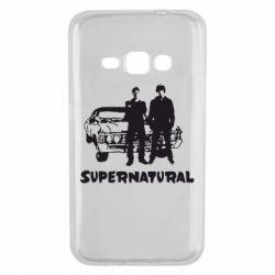 Чохол для Samsung J1 2016 Supernatural Брати Вінчестери