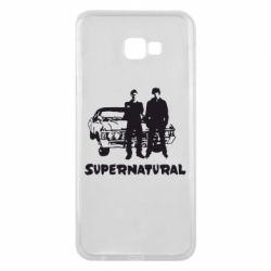 Чохол для Samsung J4 Plus 2018 Supernatural Брати Вінчестери