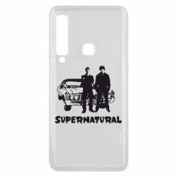 Чохол для Samsung A9 2018 Supernatural Брати Вінчестери