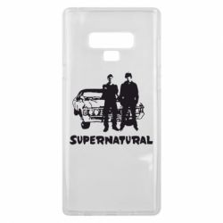 Чохол для Samsung Note 9 Supernatural Брати Вінчестери