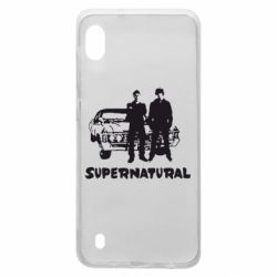 Чохол для Samsung A10 Supernatural Брати Вінчестери