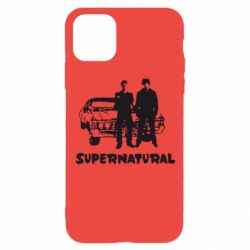 Чохол для iPhone 11 Pro Supernatural Брати Вінчестери