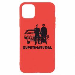 Чохол для iPhone 11 Pro Max Supernatural Брати Вінчестери