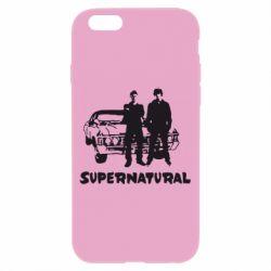 Чохол для iPhone 6/6S Supernatural Брати Вінчестери