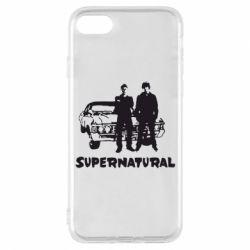 Чохол для iPhone 7 Supernatural Брати Вінчестери