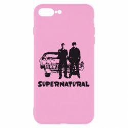 Чохол для iPhone 7 Plus Supernatural Брати Вінчестери