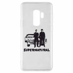 Чохол для Samsung S9+ Supernatural Брати Вінчестери