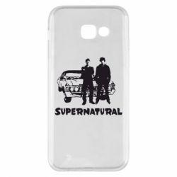 Чохол для Samsung A5 2017 Supernatural Брати Вінчестери