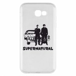 Чохол для Samsung A7 2017 Supernatural Брати Вінчестери