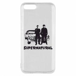 Чехол для Xiaomi Mi6 Supernatural Братья Винчестеры