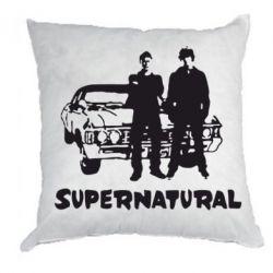 Подушка Supernatural Братья Винчестеры - FatLine