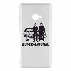 Чехол для Xiaomi Mi Note 2 Supernatural Братья Винчестеры