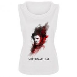 Женская майка Supernatural Dean - FatLine