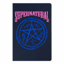 Блокнот А5 Supernatural круг - FatLine