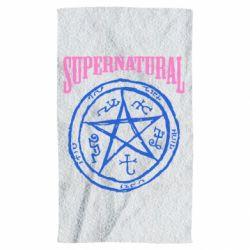 Полотенце Supernatural круг - FatLine