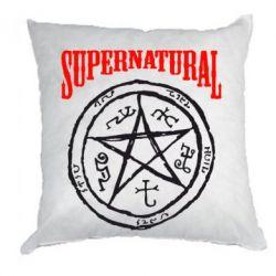 Подушка Supernatural круг - FatLine