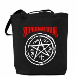 Сумка Supernatural круг - FatLine
