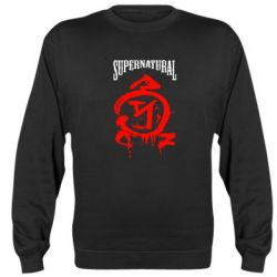Реглан Supernatural Logo - FatLine