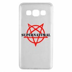 Чехол для Samsung A3 2015 Supernatural