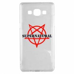 Чехол для Samsung A5 2015 Supernatural