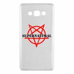 Чехол для Samsung A7 2015 Supernatural