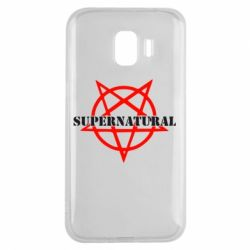Чехол для Samsung J2 2018 Supernatural