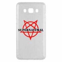 Чехол для Samsung J5 2016 Supernatural