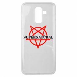 Чехол для Samsung J8 2018 Supernatural