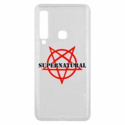 Чехол для Samsung A9 2018 Supernatural