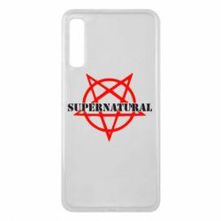 Чехол для Samsung A7 2018 Supernatural