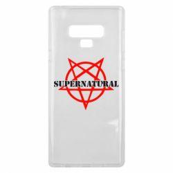 Чехол для Samsung Note 9 Supernatural