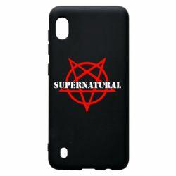 Чехол для Samsung A10 Supernatural