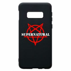 Чехол для Samsung S10e Supernatural