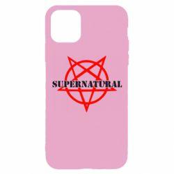 Чехол для iPhone 11 Pro Supernatural