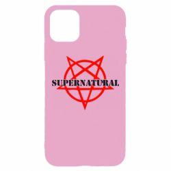 Чехол для iPhone 11 Pro Max Supernatural