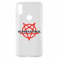 Чехол для Xiaomi Mi Play Supernatural